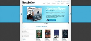 Free Book Store Ecommerce Template
