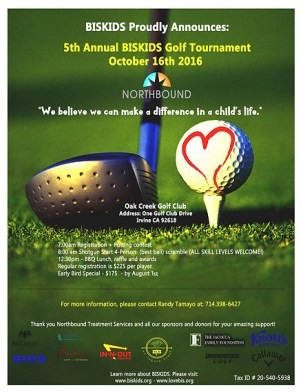 5th Annual BISKIDS Golf Tournament