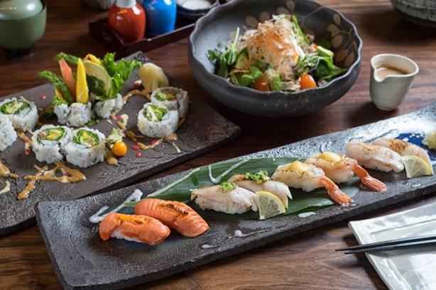 touhenboku sushi