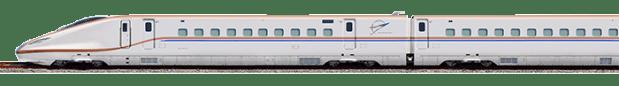 Shinkansen W7
