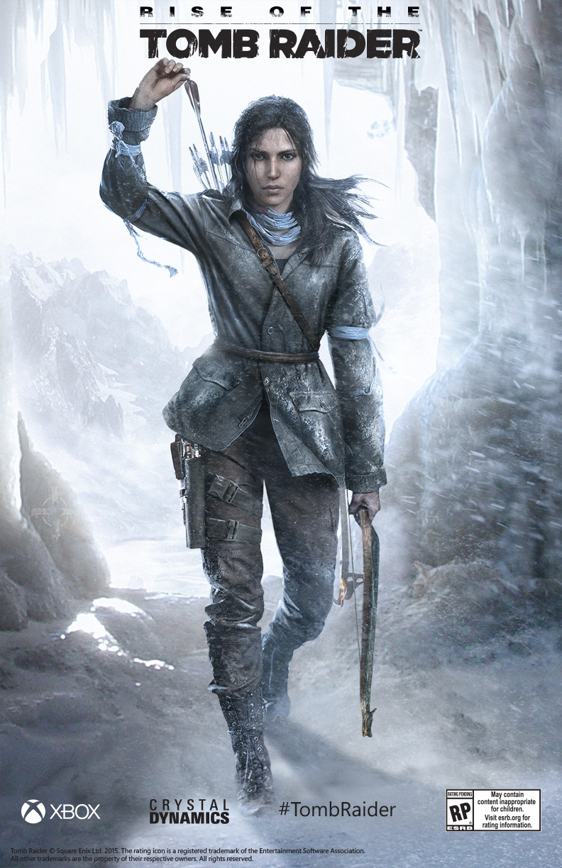Poster do filme Rise of the Tomb Raider - O Filme