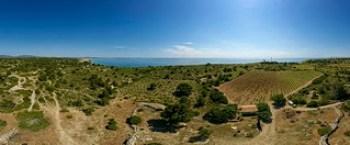 Cap Leucate - plateau