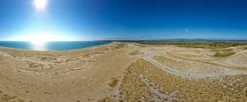 La Franqui - lagune