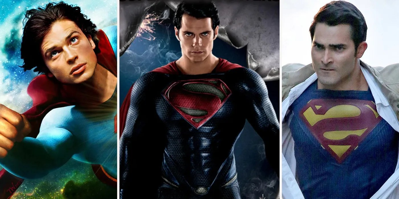Worst Versions Of Superman  Ranked   ScreenRant
