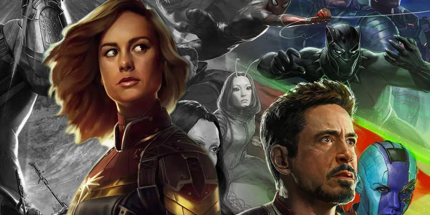 Avengers  Infinity War Fans Discover New Captain Marvel Easter Egg