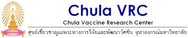 Logotipo del Centro de Investigación de Vacunas de Chula