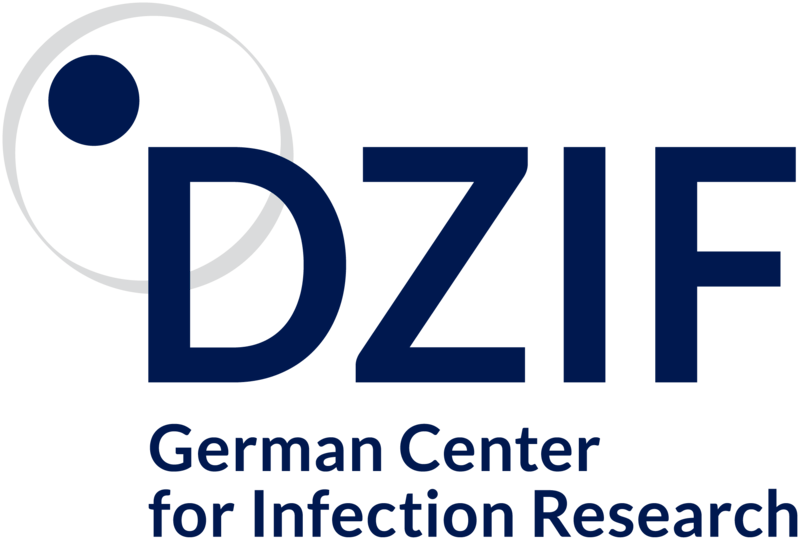 Logotipo del Centro Alemán de Investigación de Infecciones