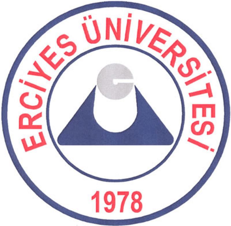 Logotipo de la Universidad Erciyes