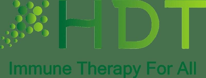 Logotipo de HDT Bio