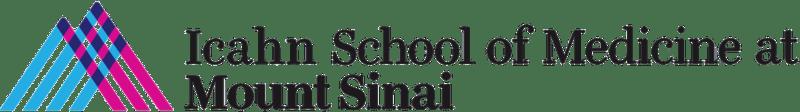 Logotipo de la Escuela de Medicina Icahn en Mount Sinai