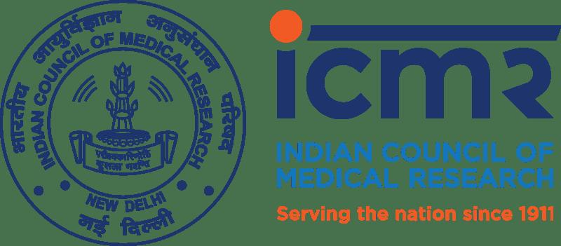 Logotipo del Consejo Indio de Investigación Médica