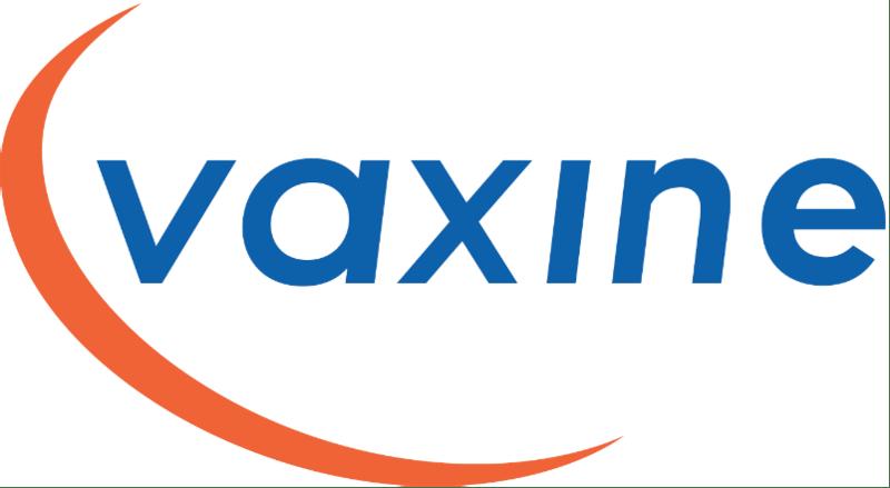 Logotipo de Vaxine