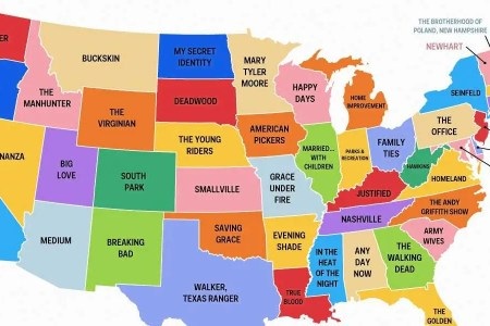 most popular tv show set in each state business insider
