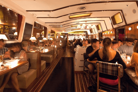 the 21 best restaurants for a power lunch in new york city
