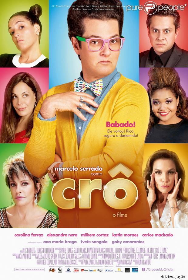Poster do filme Crô