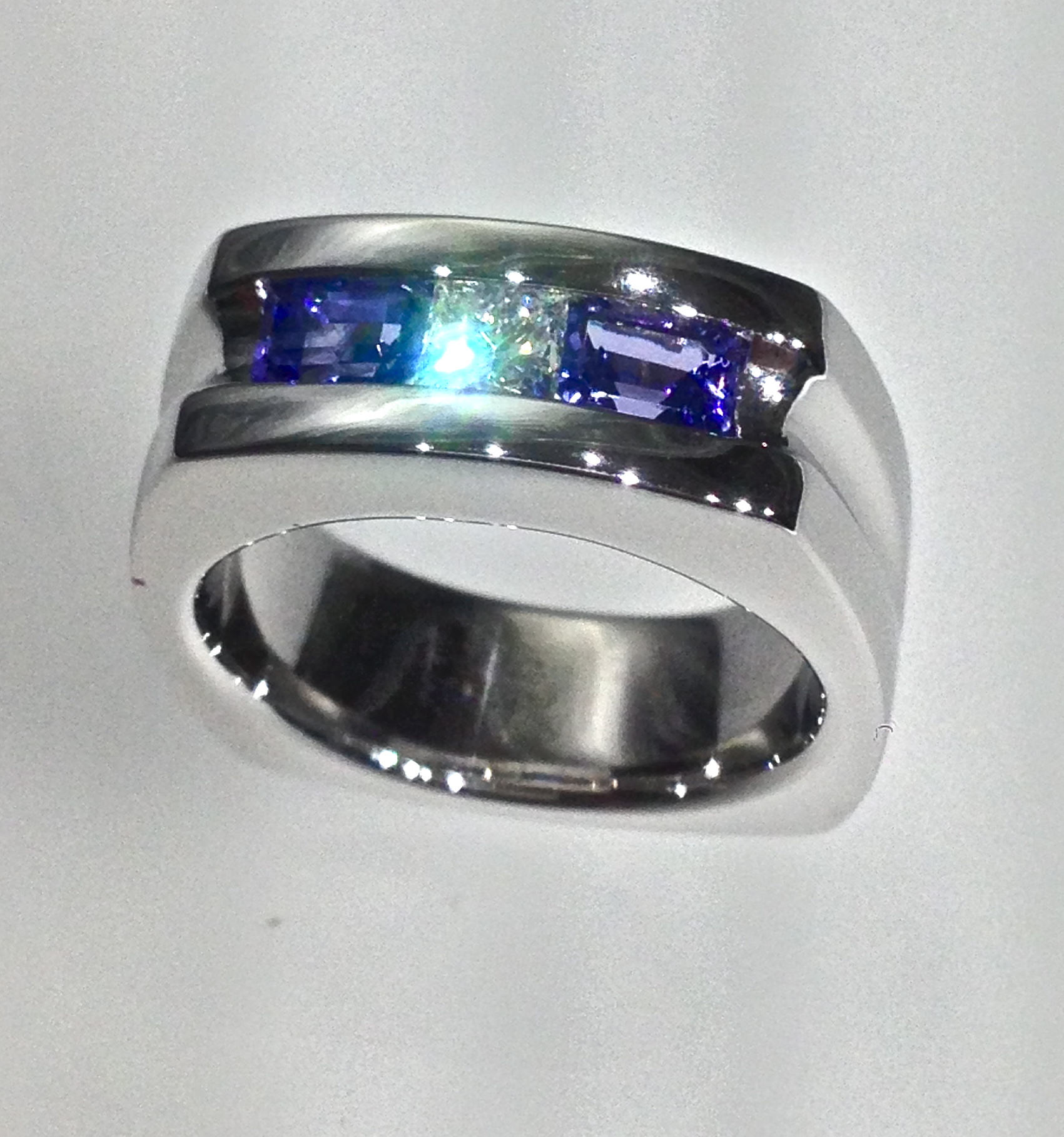 wedding bands shane co wedding bands Craft Revival Jewelers diamond wedding band gents band gents ring