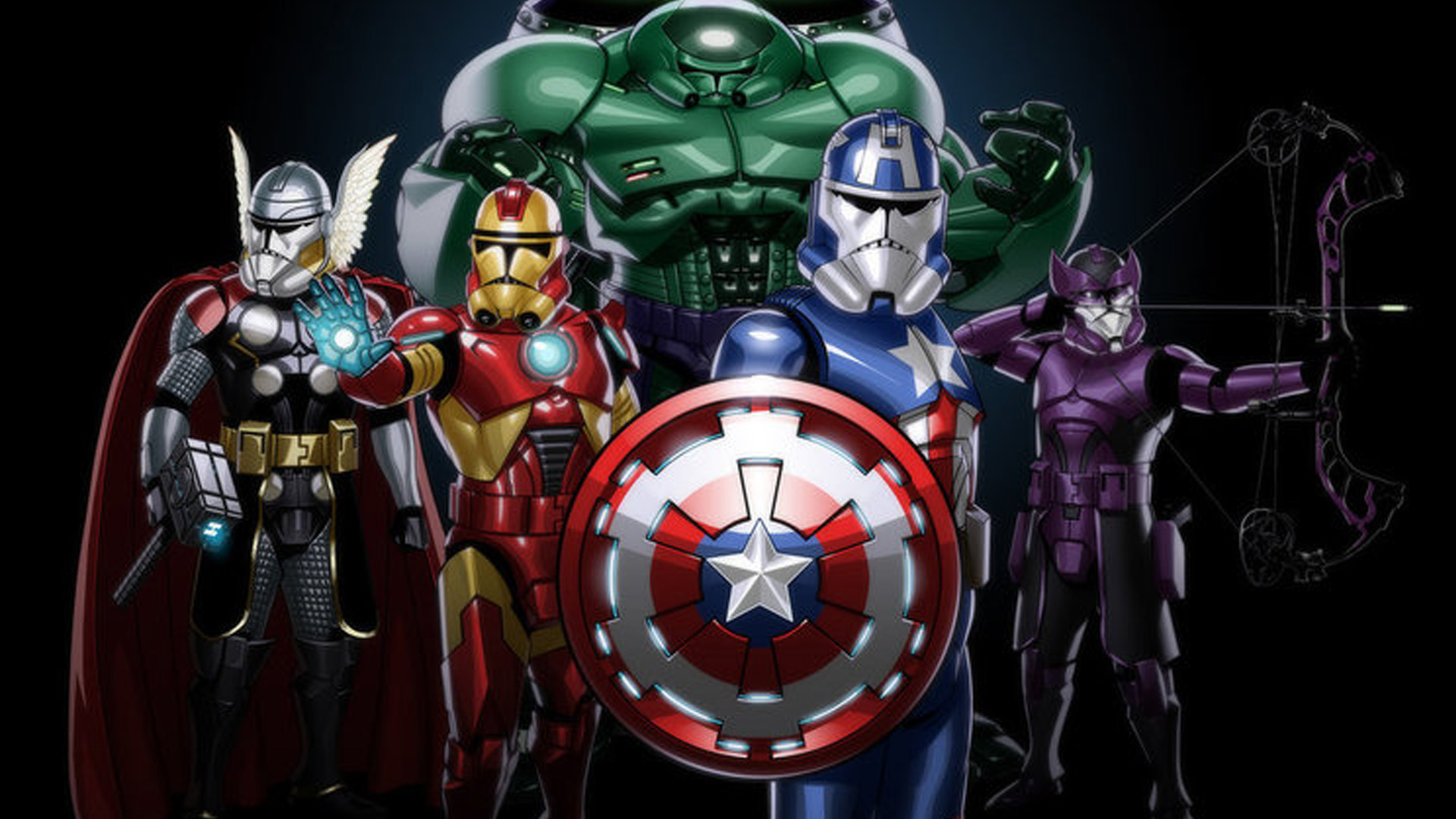 Poster do filme Avengers of Justice: Farce Wars