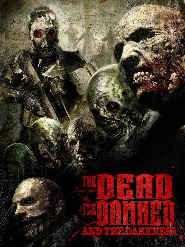 Poster do filme The Dead the Damned and the Darkness