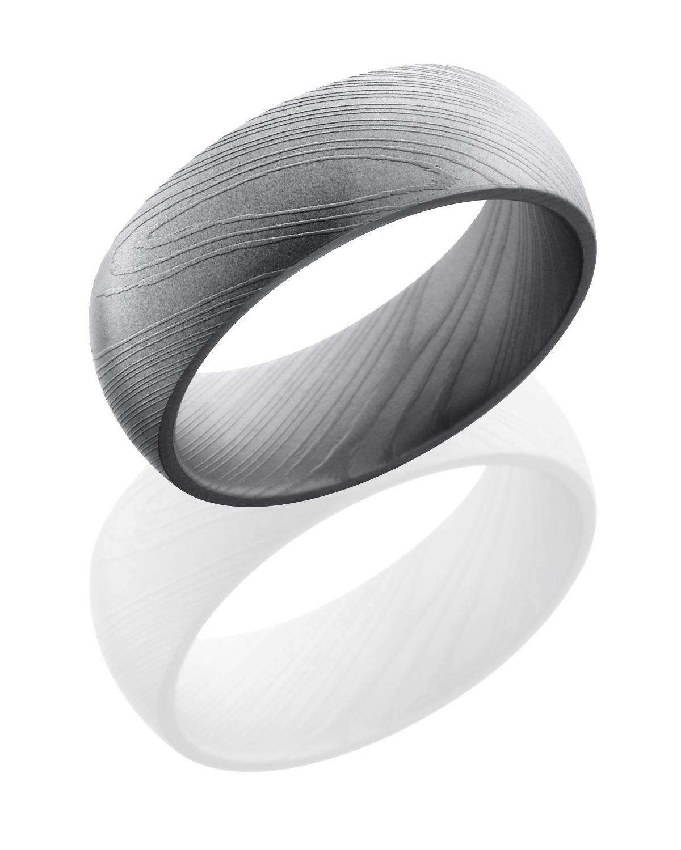 damascussteel damascus steel wedding bands D8D