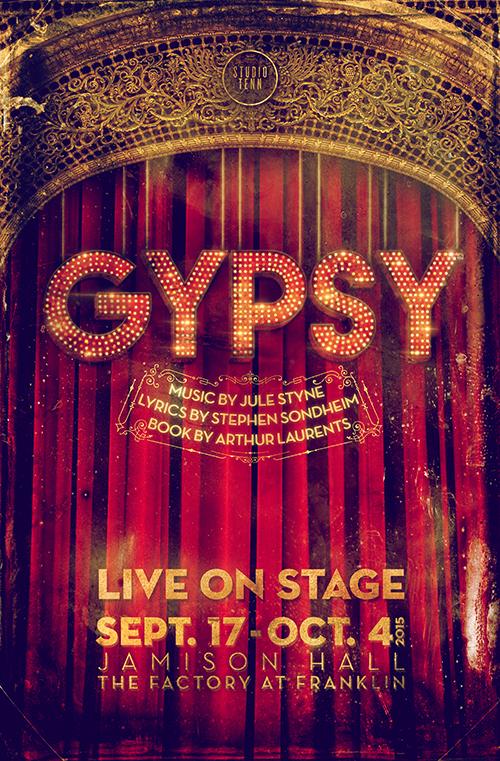 Poster do filme Gypsy