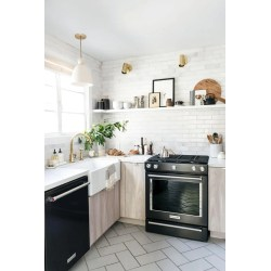 Magnificent Regardless A Small Tips Designing A Small Kitchen Studio Mcgee Interior Design Small Kitchen Ideas Colors You Keeping It Consistent Throughout Is Agood Way To Go