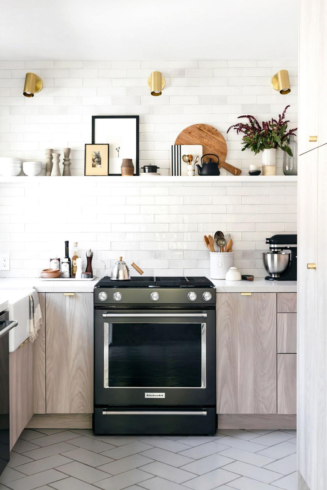 Manly Tips Designing A Small Kitchen Studio Mcgee Interior Design Small Kitchen Ideas kitchen Interior Design Small Kitchens