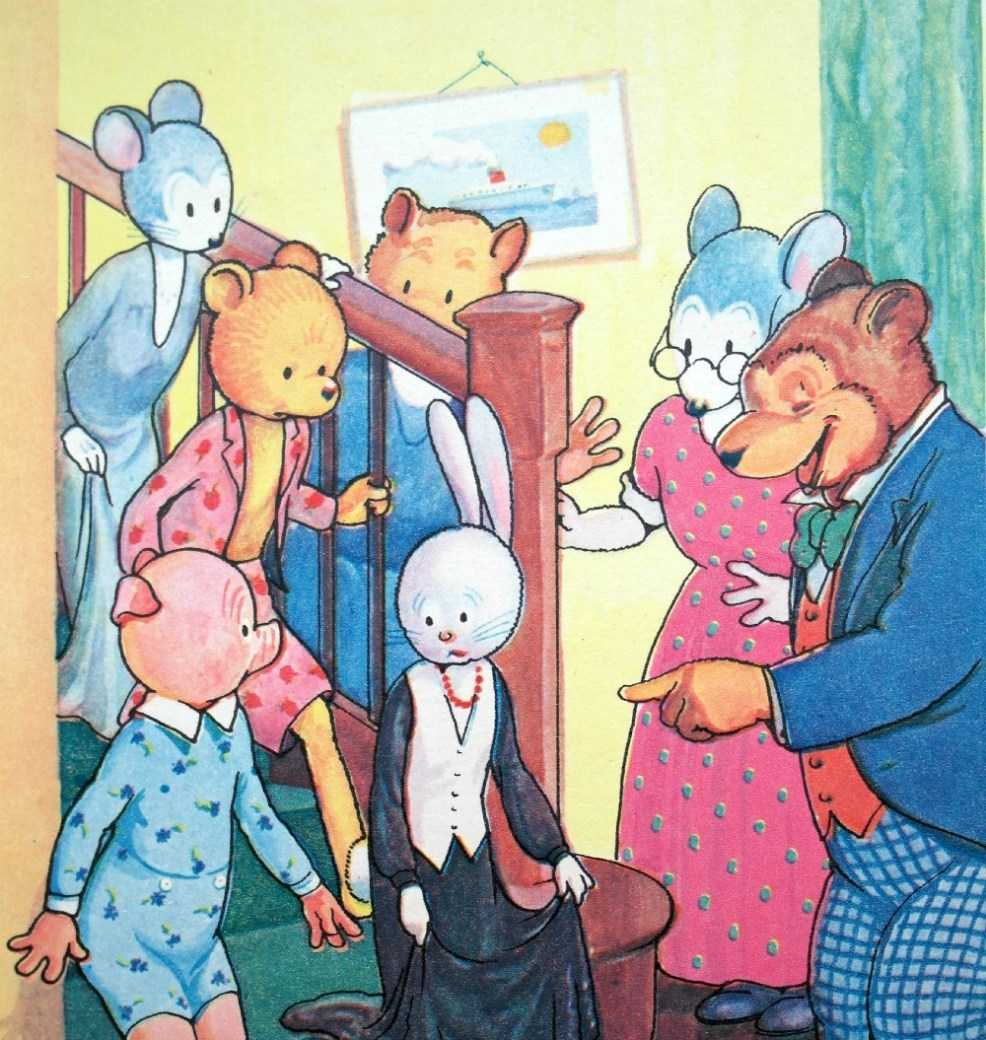 Bobby Bear's Annual by Arthur Groom