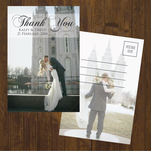 Medium Of Cheap Thank You Cards
