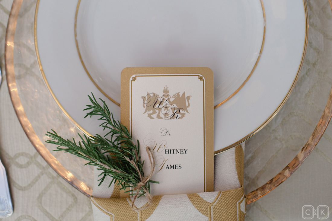 wedding menus and place card design wedding place cards White and gold wedding place cards