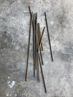 Small Of How To Bend Rebar