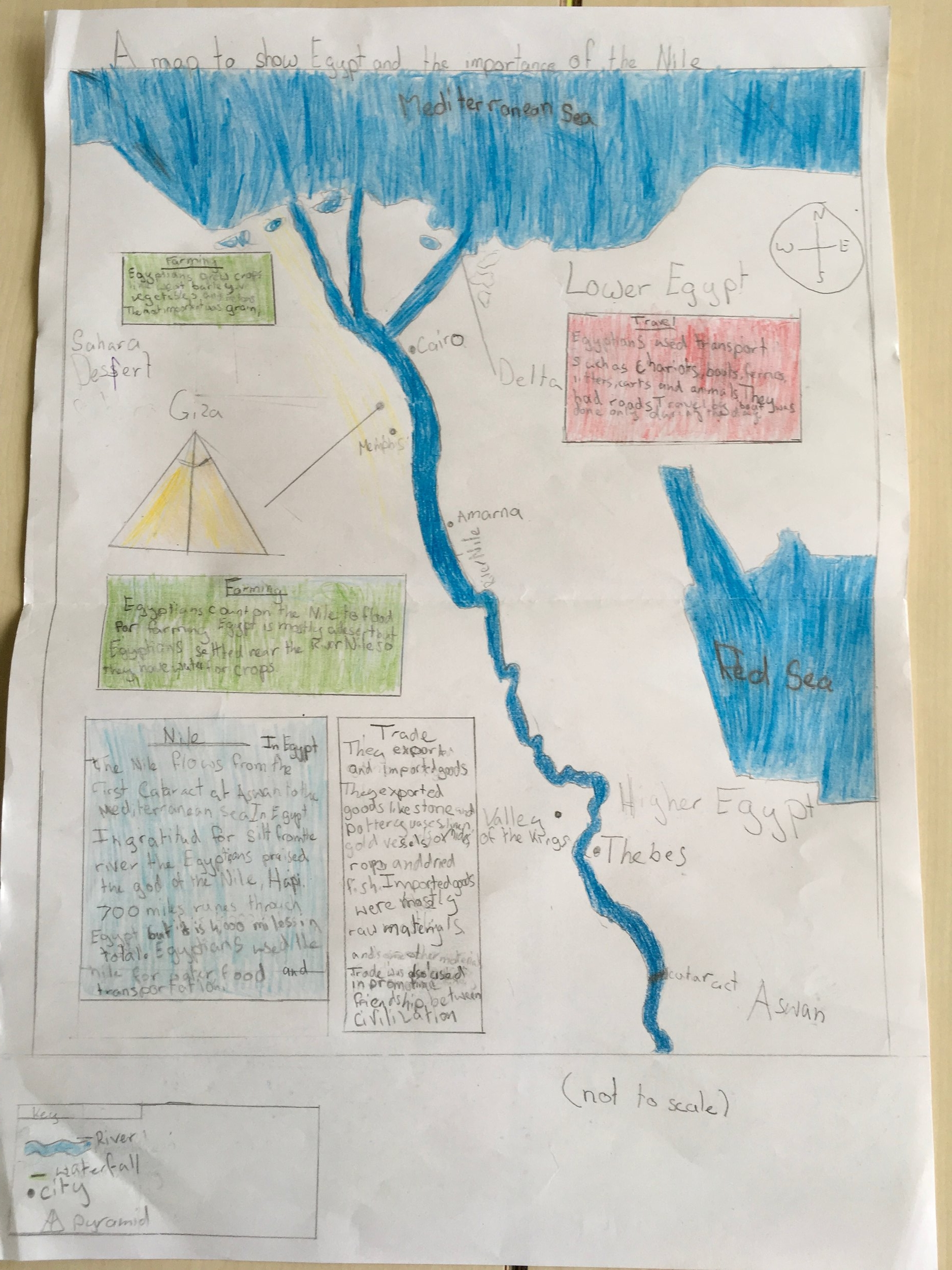 map with key and compass rose      Path Decorations Pictures   Full         an idea of what information Compass Rose What is geography American  History The map should include a map title a compass rose and a map key or  legend