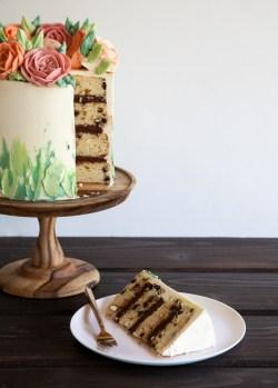 Small Of Cannoli Cake Recipe