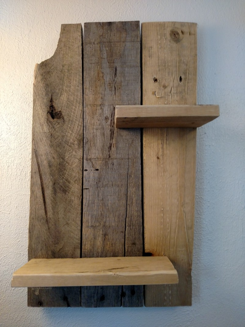 Large Of Wood Wall Shelves