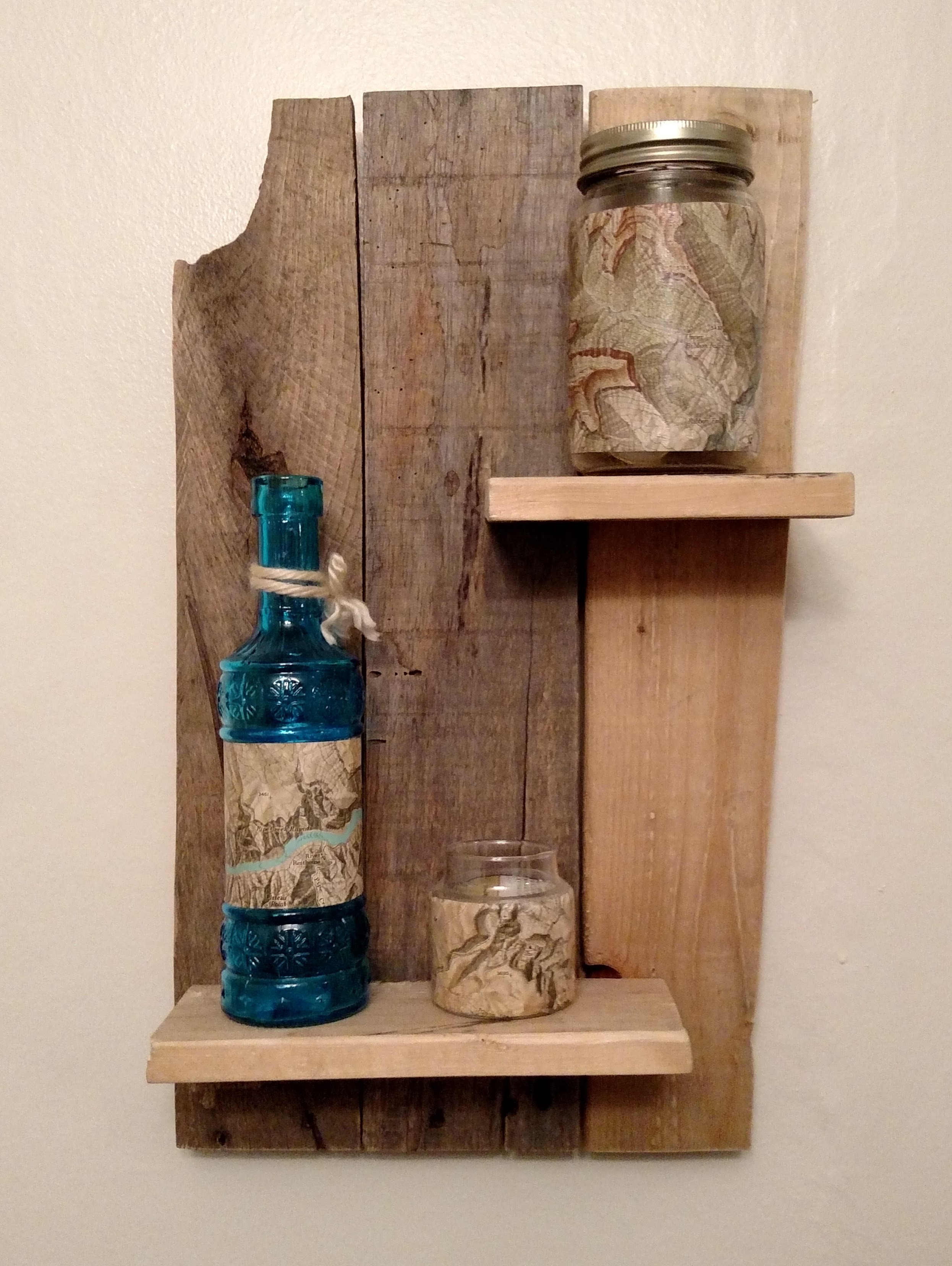 Witching Rustic Reclaimed Wood Wall Shelf Rustic Reclaimed Wood Wall Shelf Reclaimed Wood Shelves Denver Reclaimed Wood Shelves Portland houzz-03 Reclaimed Wood Shelves