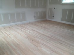 Small Of Red Oak Stain