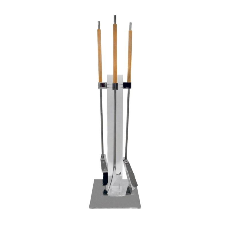 clever chrome s lobel fireplace tool set australia fireplace tool ...