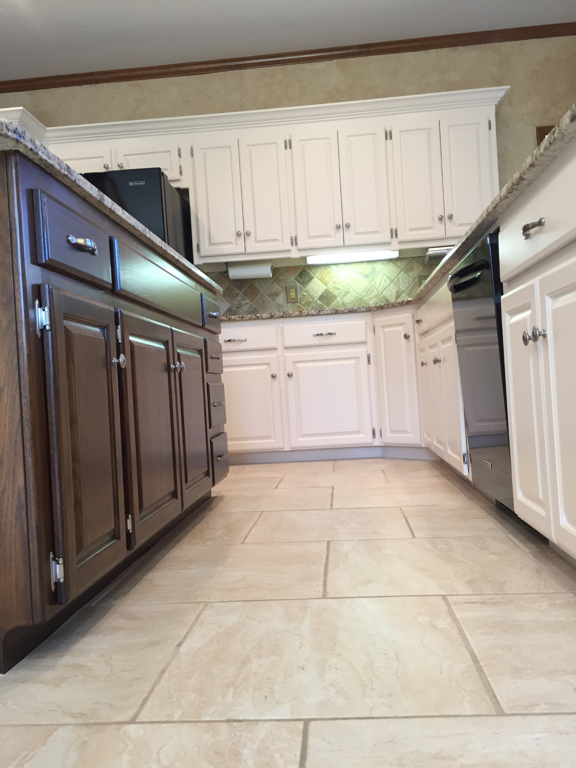 kitchen refinishing kitchen cabinets okc Kitchen Refinishing