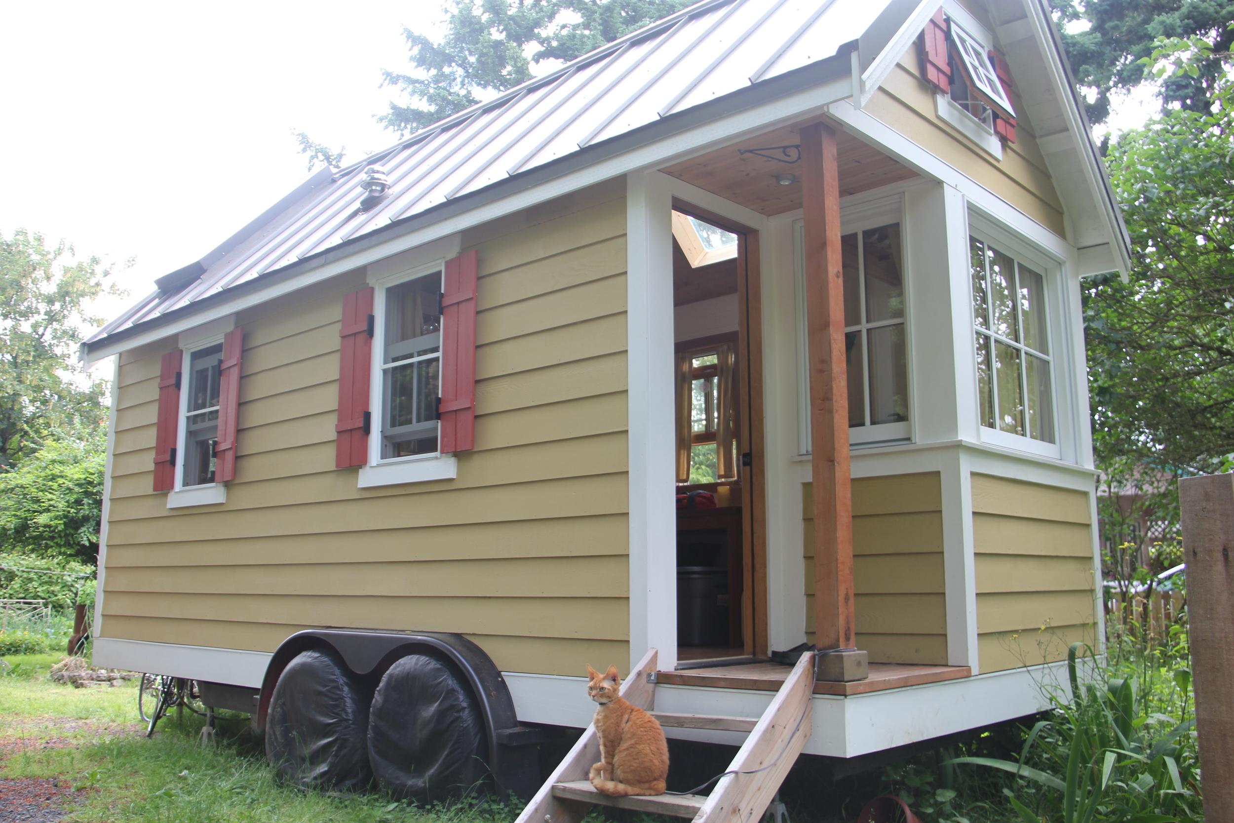 Fullsize Of Tumbleweed Tiny House