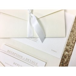 Small Crop Of Reception Card Wording