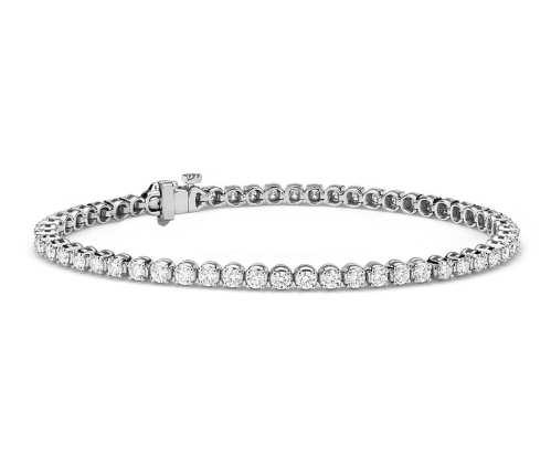Medium Of Diamond Tennis Bracelet