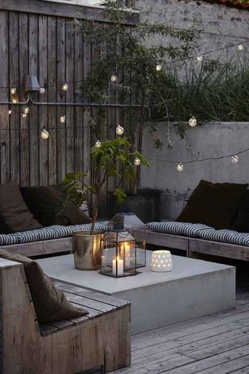 Medium Of Backyard Living Source