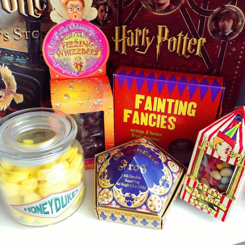 Large Of Harry Potter Candy