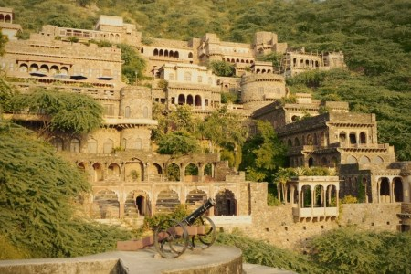 bhangarh fort, rajasthan not ghostly but intensely