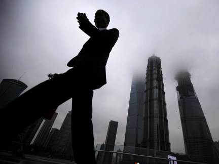 Chinese Shadow Bankers