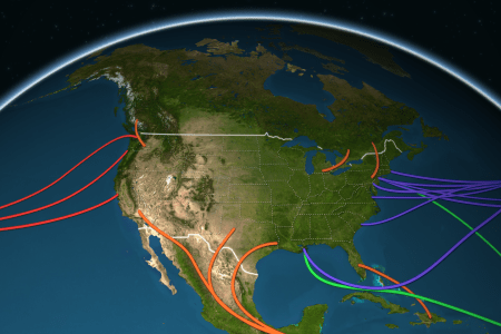 animated map shows the history of immigration to the us