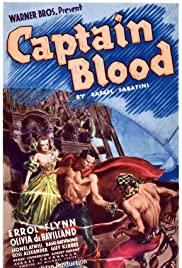 Poster do filme Capitão Blood