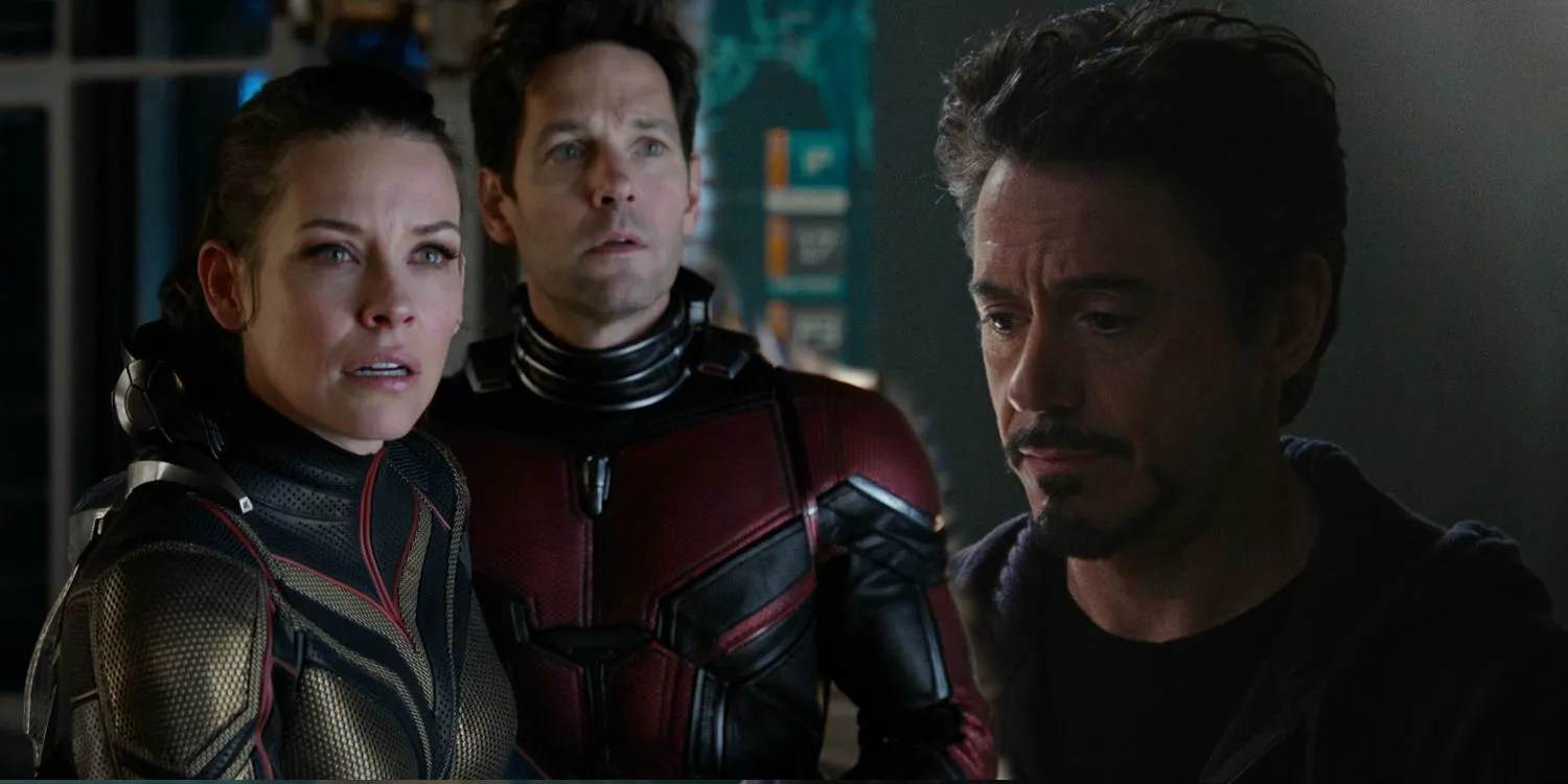Ant Man   the Wasp Includes Iron Man 2 Callback   ScreenRant
