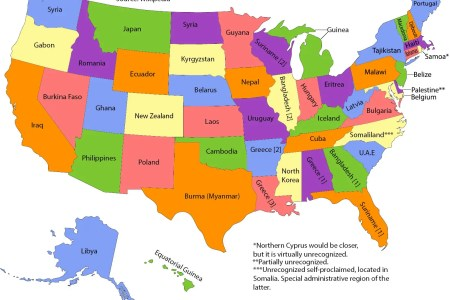 22 gorgeous maps that define the united states of america
