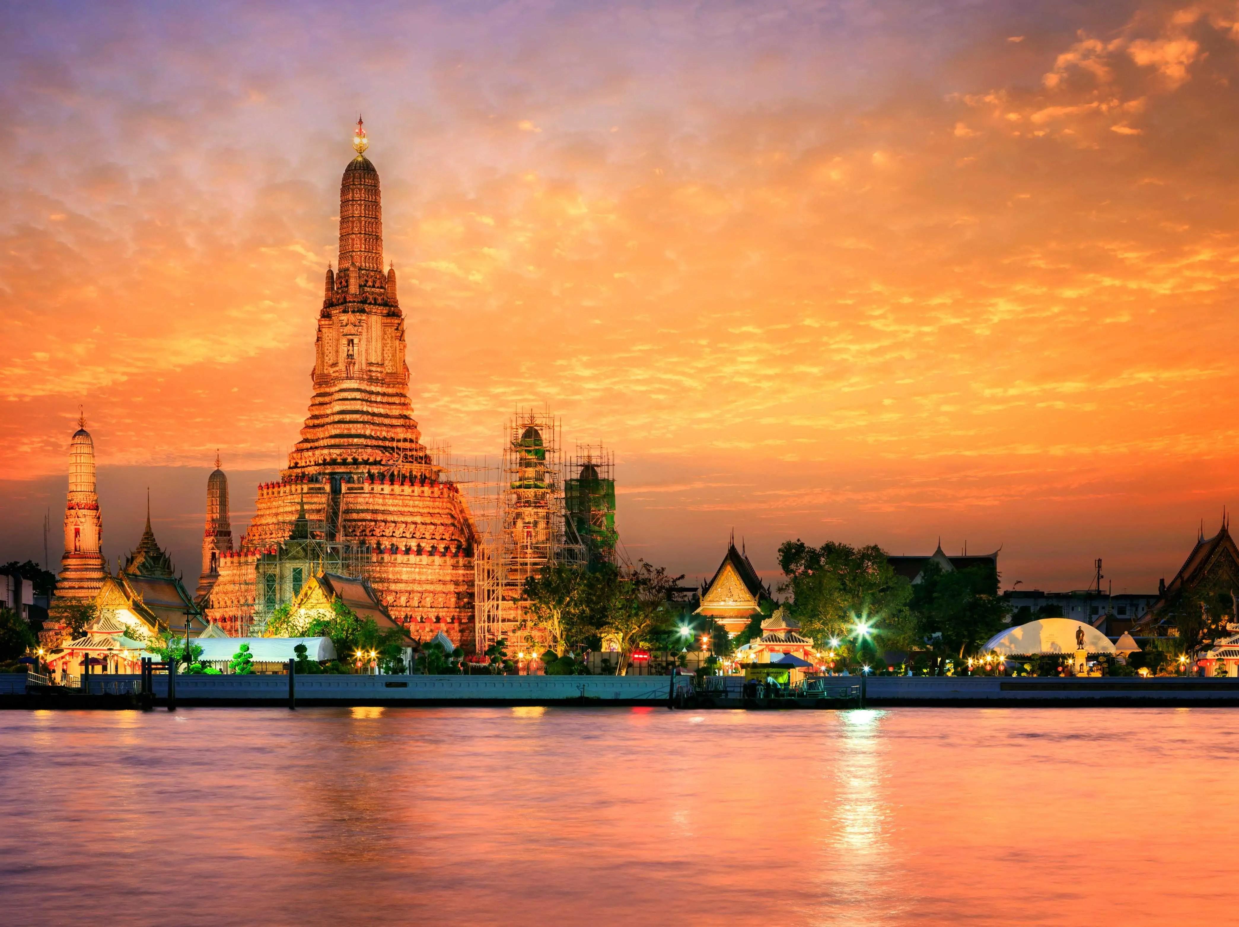 6. Bangkok