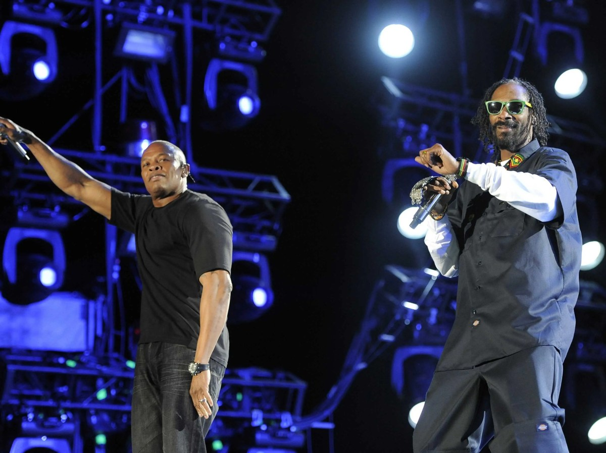 Dre still does some performances from time to time. In 2012, he headlined Coachella with Snoop Dogg.